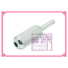 stainless steel Tattoo Grip& Professional Stainless Steel New Tattoo Grip with Tube
