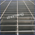 Pengisaran Deck Galvanized Steel Hot Dipped