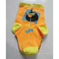 Chaussettes colorées de coton Happy Cartoon enfants