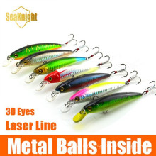 best selling christmas gifts 2016 fishing lure minnow, wholesale hard fishing lures