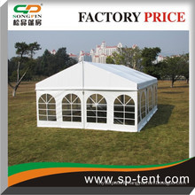 6mX9m luxurious aluminum wedding tent for sale