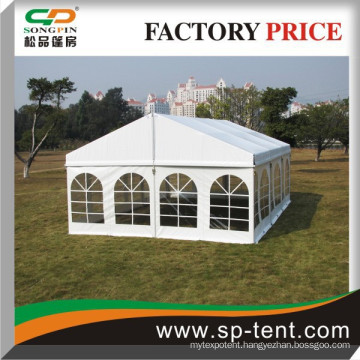6mX9m luxurious aluminum wedding tent for sale