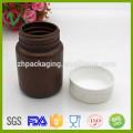 Wholesale cylinder dropper liquid plastic 30ml amber pet bottle with screw cap