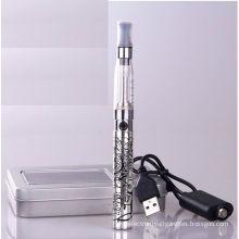 Lithium-ion Electronic Shisha Pen / Ego Ce5 E-cigarette With 1.6ml Atomizer