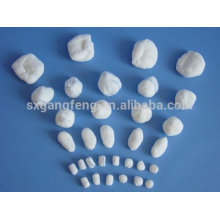 medical Gauze Ball in Different Shapes