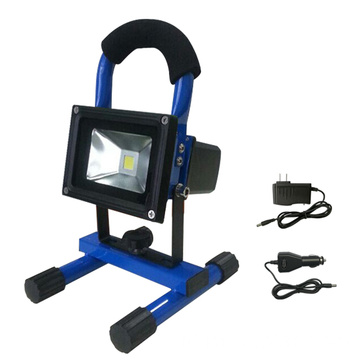 Draagbare 30W oplaadbare Outdoor Led Flood Light