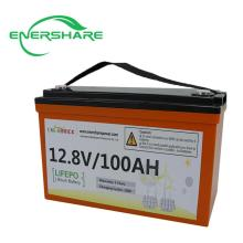EnerBrick 12V 100ah Lithium Ion Battery