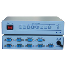 1 bis 8 VGA Splitter