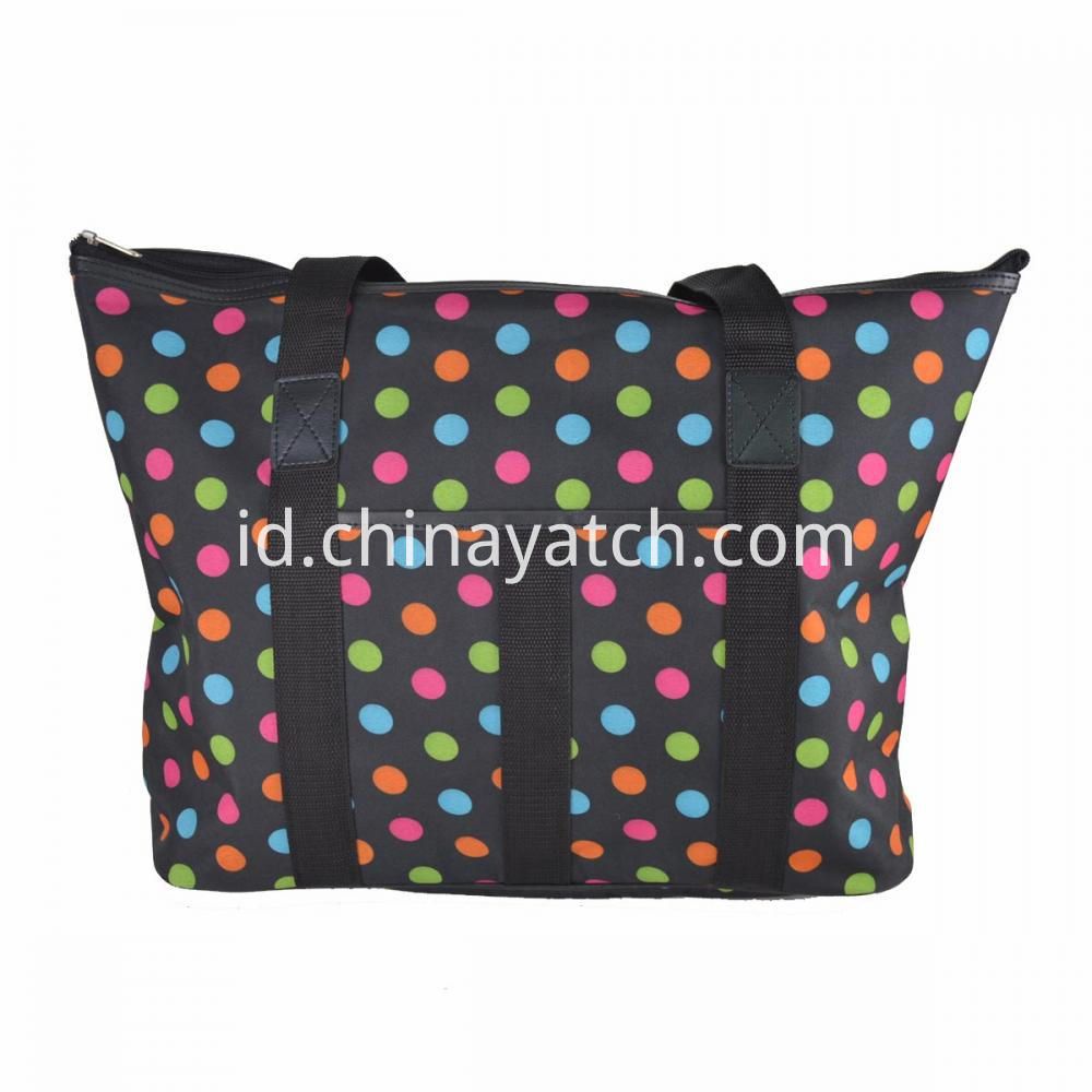 Mummy Shopping Bag with Colorful Printing