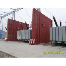 Suzhou 132kv subestación con subestación de regulador de tensión a