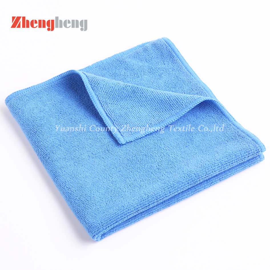Towels with Warp Knitted and 100% Microfiber Material