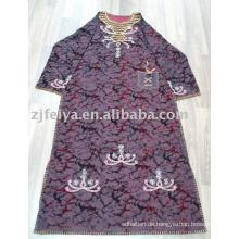 Fabrik-Versorgungsmaterial-heißes verkaufendes moslemisches Kleid