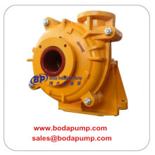 Anti-Abrasive Ash Mining Slag Sand Water Slurry Pump