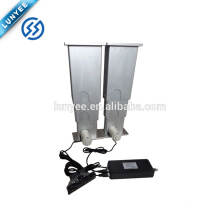 3 stages Automatic desk Height adjust lifting column with synchronous controller