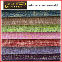Plain Chenille Fabric for Sofa Packing in Rolls (EDM0178)