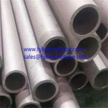 Tubos de acero inoxidable TP347 Tubos de acero austenítico S34700