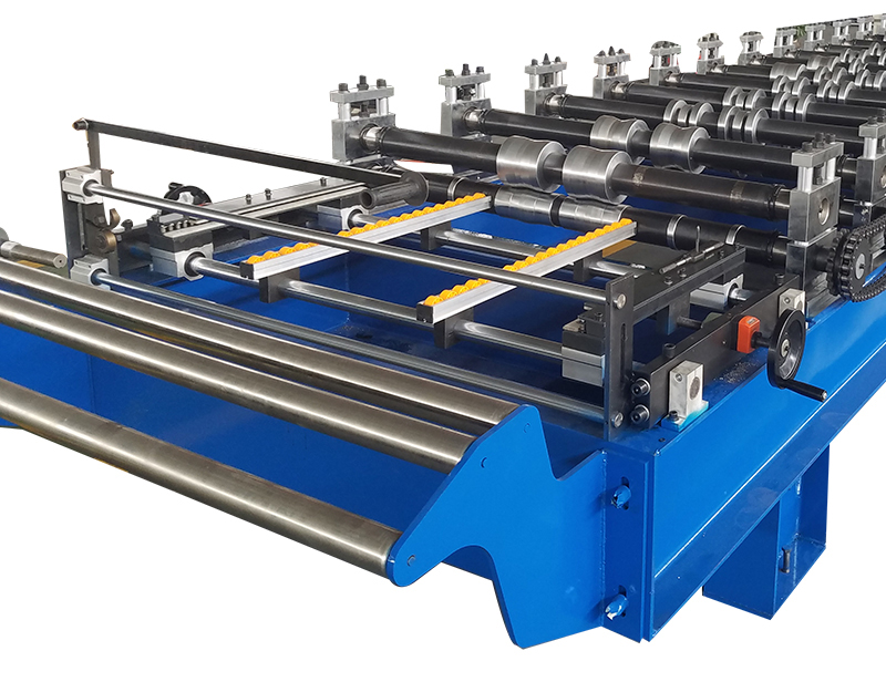 IBR Steel Cold Forming Machine