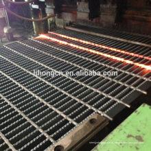 Grade de aço galvanizado ASTM A36, grade de aço Q235, grade de aço soldada galvanizada
