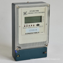 Three Phase Digital Electrical Reactive Energy Kwh Meter