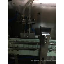 Máquina de sellado de llenado de ampollas de plástico para productos farmacéuticos y cosméticos