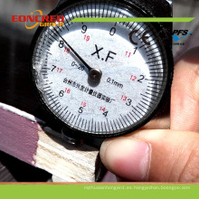 La película hizo frente a madera contrachapada de encofrado / madera contrachapada de la construcción del fabricante de China