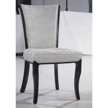 Chaises à table en cuir tissé XYD002