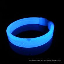 8 Zoll Triple Wide Glow Armband