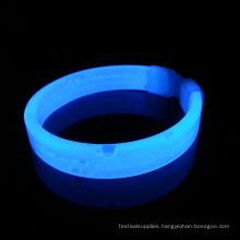 8 Inch Triple Wide Glow Bracelet