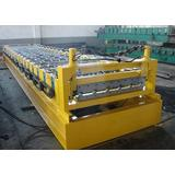 Color Steel Sheeting Wall And Roof Panel Roll Forming Machi