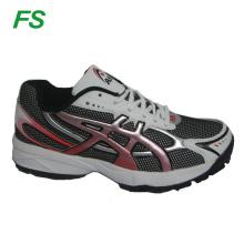 Rubber sole sports cricket shoes for men