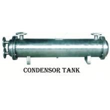 2017 alimentos tanque de aço inoxidável, SUS304 525 galão horizontal perna tanque, GMP aberto top tanques de aço inoxidável