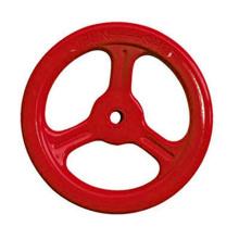 Volante de acero inoxidable Custom Handwheel de China