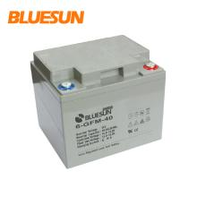 Armazenamento profundo da bateria do ciclo da bateria acidificada ao chumbo de 12v 200ah