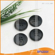 Polyester button/Plastic button/Resin Shirt button for Coat BP4200