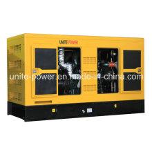 120kw 150kVA Soundproof Yuchai Engine Diesel Generator
