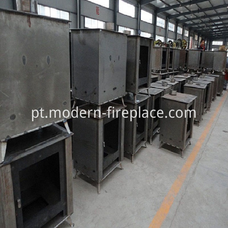 Kitchen Wood Stoves Workshops Production