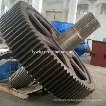 High Quality Spur Gear Shaft For Gearbox