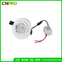 Quality Assurance LED Light 3W Spot Lighting