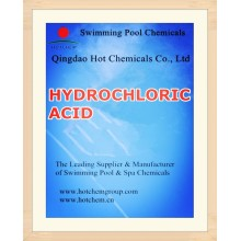 Food Additives Hydrochloric Acid CAS 7647-01-0