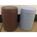 Glasbehälter mit Glasdeckel
