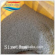 Boules en céramique d'alumine de vente directe d'usine 3mm, boules de 6mm