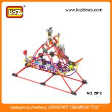 LOZ Piratenschiff Spielzeug, diy elektrische Spielzeug für Kinder