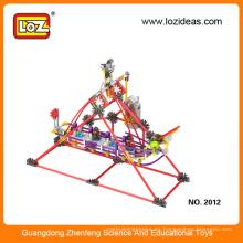 LOZ juguetes de barco pirata, diy juguetes eléctricos para niños