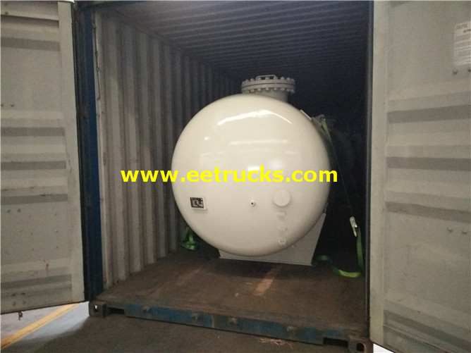 10000 Litres Aqueous Ammonia Tanks
