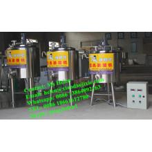 Mini Milch Pasteurizer Maschine / Saft Pasteurisierung Maschine