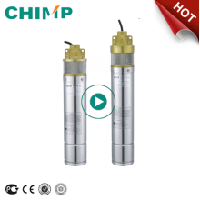 CHIMP SK series 2.0HP auto russian boring submersible pump