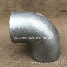 Plain Galvanized Elbow Malleable Iron Pipe Fittings