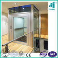 Home Lift with Hairline Stainless Steel