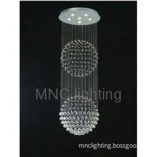 modern crystal lamp LED crystal chandelier ceiling lighting
