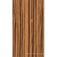 Küche-Schrank-Tür (UV-Hochglanz-Holzkorn-Brett) (ZH-3946)